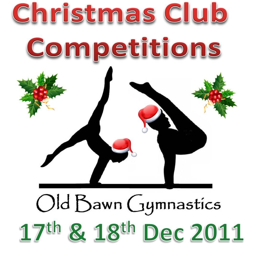 December 2011 Old Bawn Gymnastics