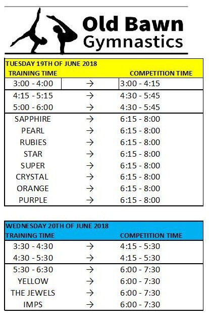 summer competition 2018 schedule 1 (1)